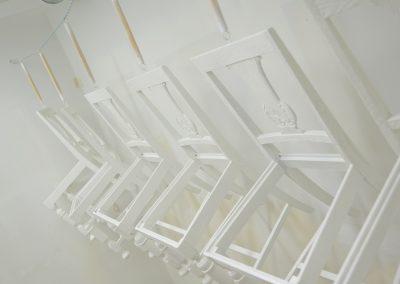 maling av stoler